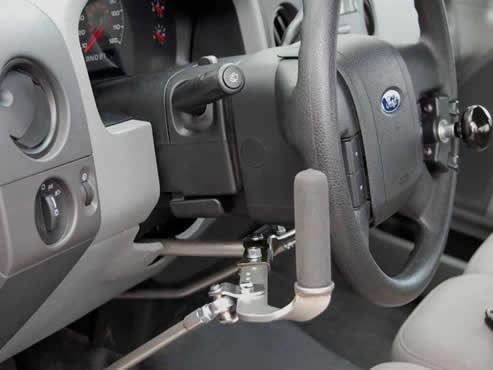 vehicle hand control product sales and installation